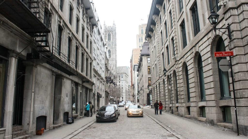 A la découverte du Vieux-Montréal