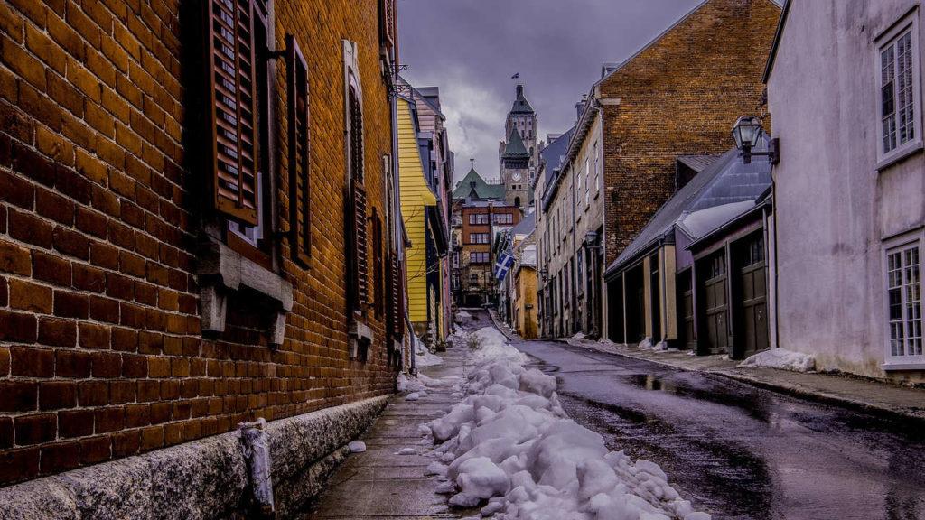 Quand aller à Québec?